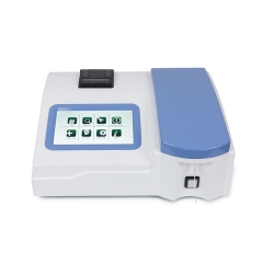MY-B010B-N Touch Screen Semi-auto Chemistry Analyzer
