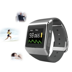 MY-C017C Wearable Bluetooth SpO2 ECG monitor with pedometer