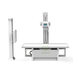 High Frequency Medical Digital X-ray Machine Radiography System for Hospital