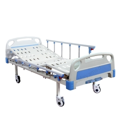 MY-R009 Hospital ABS Double-crank Manual Care Patient Bed