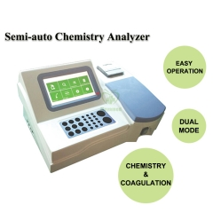 MY-B010E-N Lab semi auto biochemistry analyzer