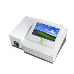 MY-B010C Laboratory equipment semi auto biochemistry analyzer
