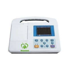 MY-H005A portable 3.5 inch color LCD screen 3 Channel ECG