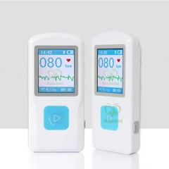 MY-H014 portable Bluetooth ECG monitor with CE ISO FDA