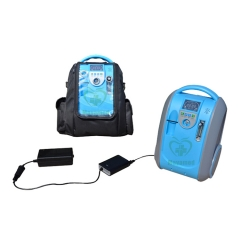 MY-I059B Car home outdoor use Oxygen Concentrator with battery