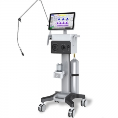 MY-E003B CE ISO approved adult/pediatric/neonate medical ICU ventilator machine