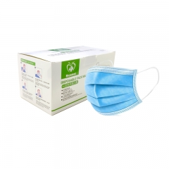 MY-L063 Disposable non-woven 3 ply medical face mask
