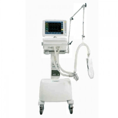 MY-E005I CE approved 15 inch touch screen medical ICU ventilator machine