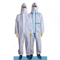MY-L068S Medical Protective Clothing Disposable Isolation Gown